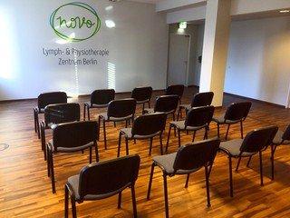 Berlin seminar rooms Lieu Atypique Novo - Lymph- und Physiotherapie-Zentrum Berlin image 5