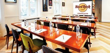 Copenhague seminar rooms Restaurant Hard Rock Cafe Copenhagen image 2