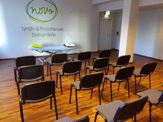 Berlin seminar rooms Lieu Atypique Novo - Lymph- und Physiotherapie-Zentrum Berlin image 0