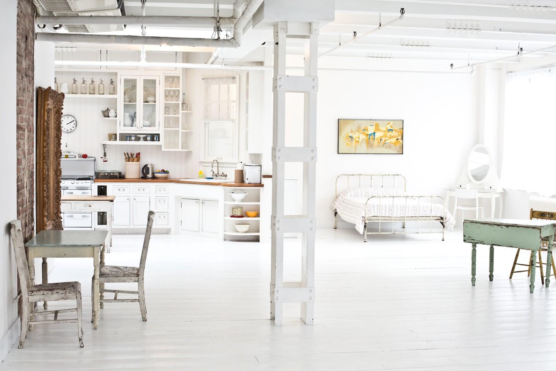 NYC workshop spaces Foto Studio Gary´s Loft - Penthouse image 3