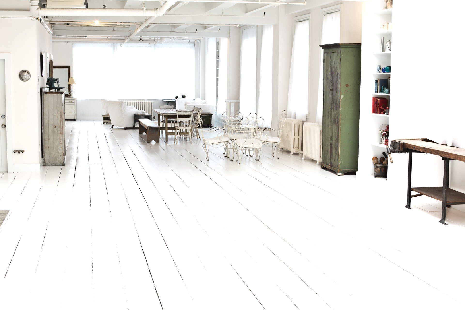 NYC workshop spaces Foto Studio Gary´s Loft - Penthouse image 0