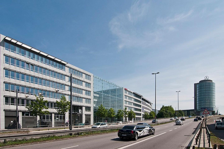 München seminar rooms Meetingraum ecos office center münchen - Konferenzräume 4+5 image 8