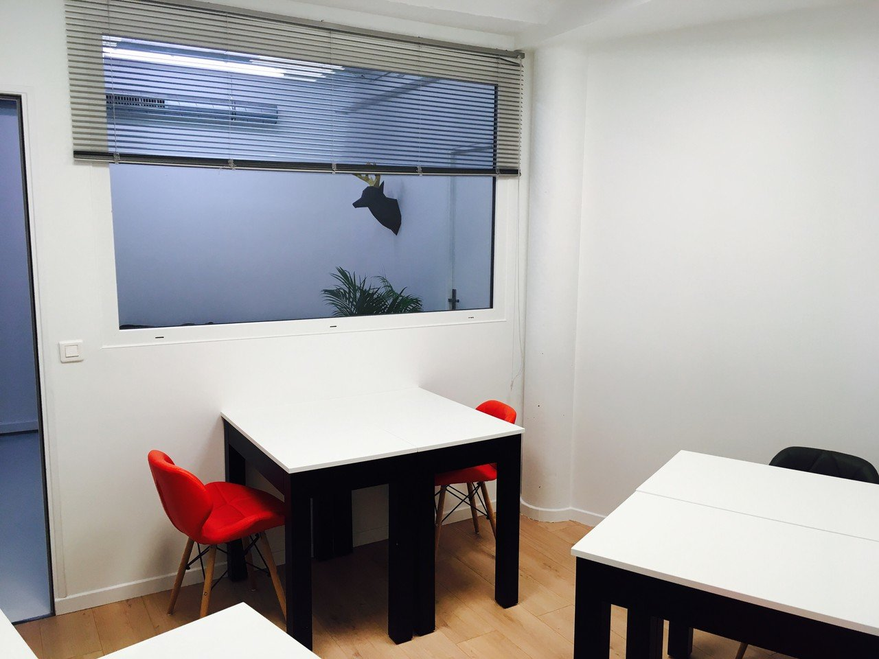 Paris training rooms Espace de Coworking The Office - Salle de réunion image 3