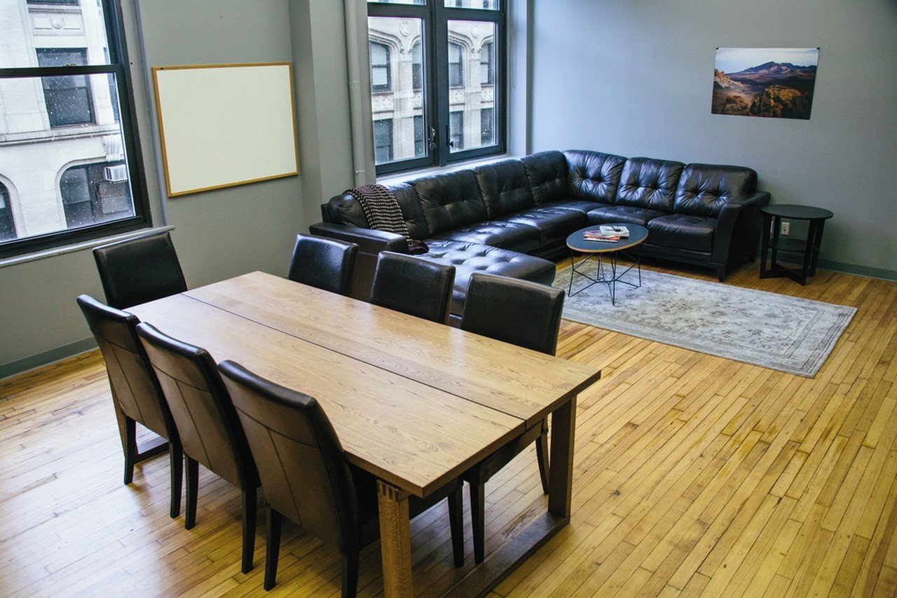 NYC conference rooms Meeting room Voyager HQ Lounge image 0