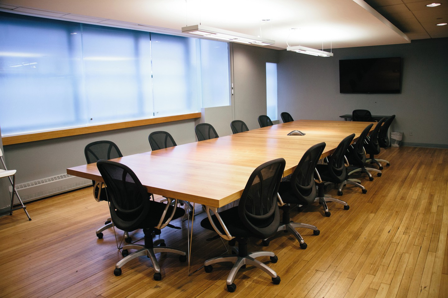 NYC conference rooms Salle de réunion Voyager HQ Board Room image 0