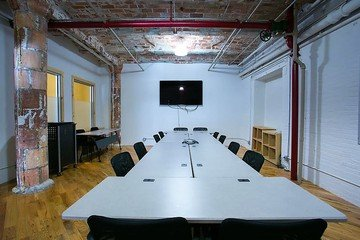 NYC workshop spaces Salle de réunion Green Desk - Meeting Room 4 image 0