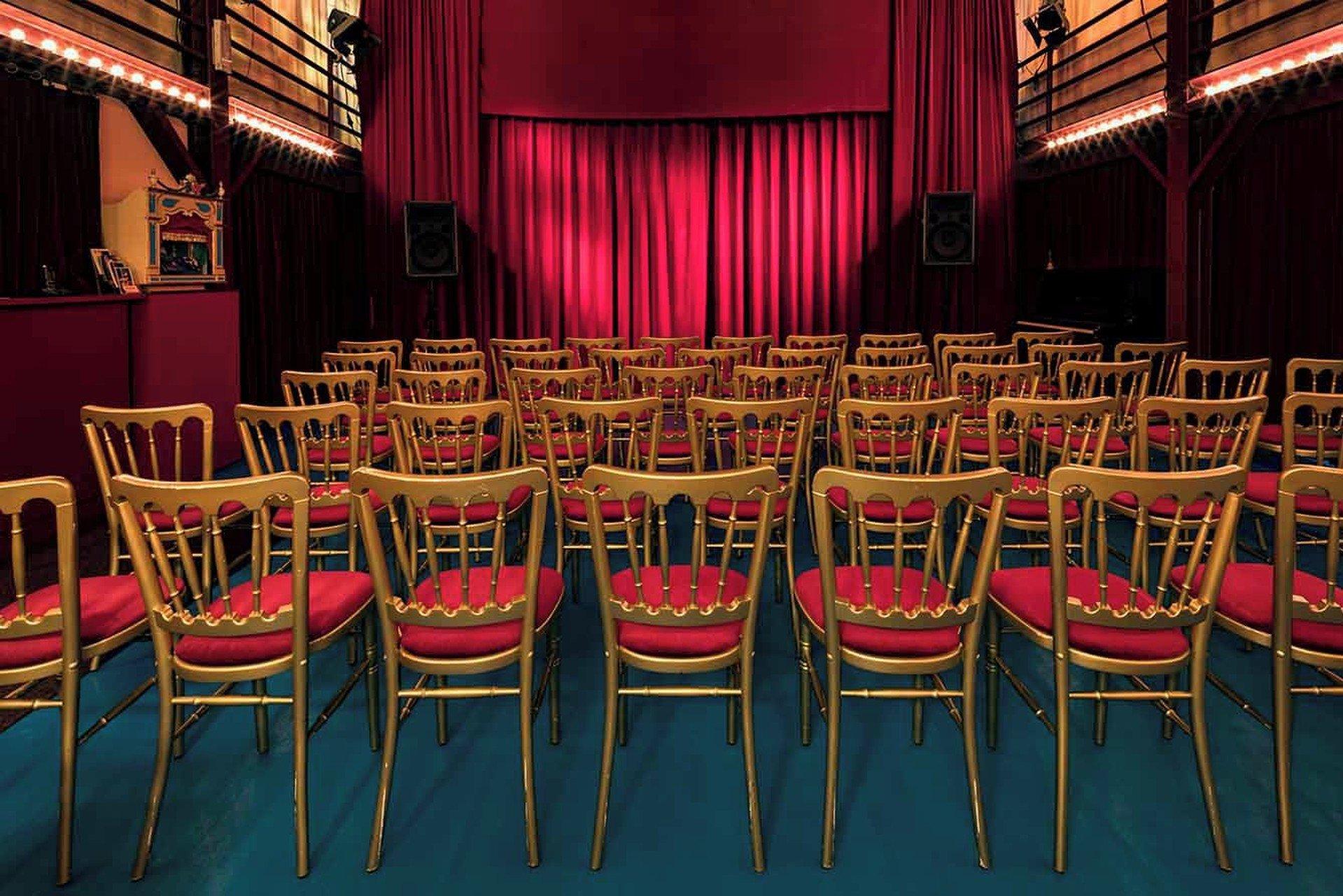 Amsterdam corporate event venues Auditorium Marionette Theatre image 3