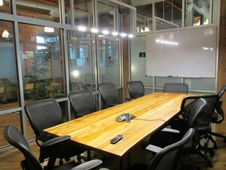 NYC seminar rooms Meetingraum Green Desk - Meeting room 2 image 0