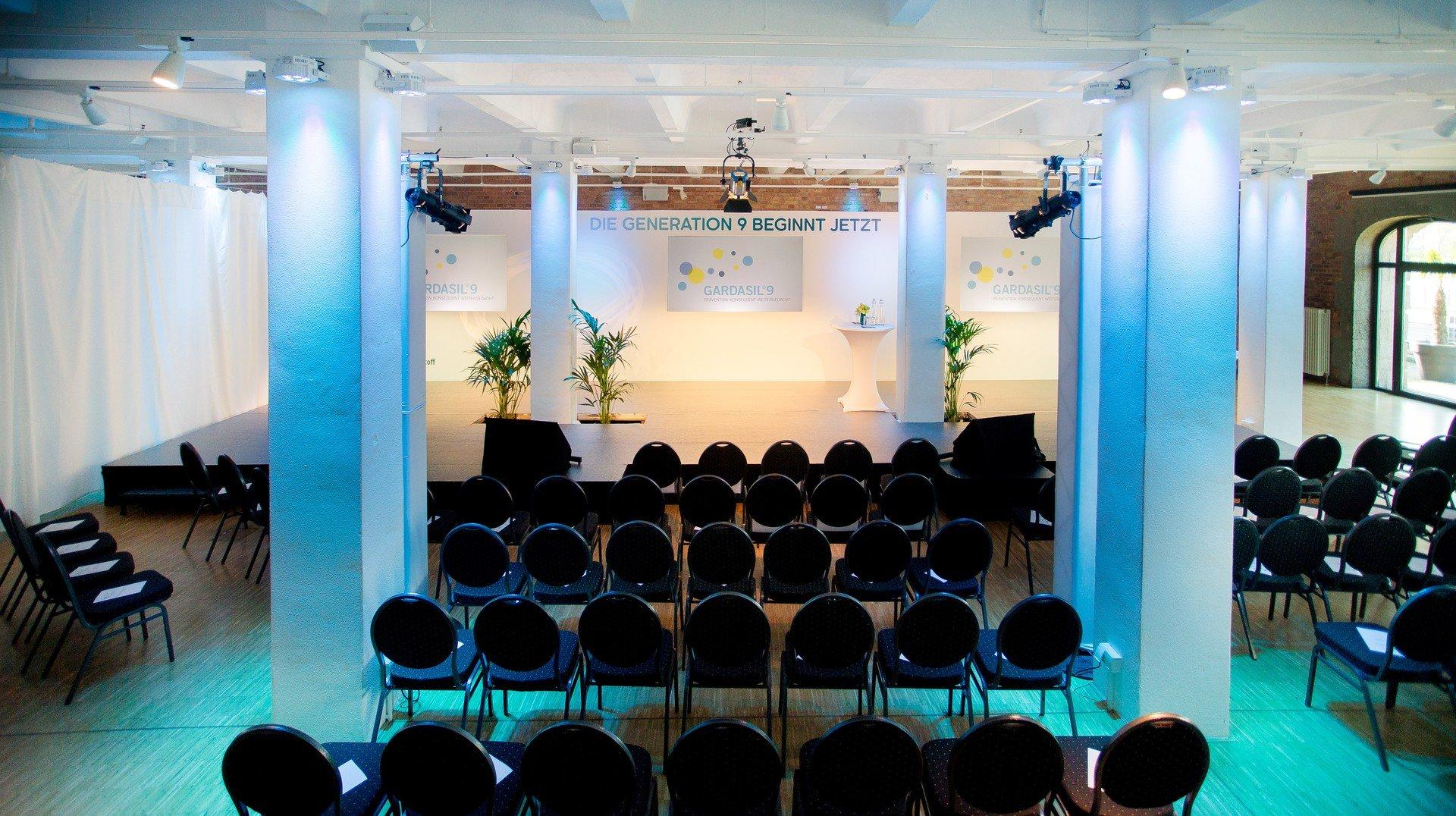 Berlin corporate event venues Loft Spreespeicher - 030 Eventloft image 0