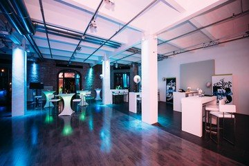 Berlin corporate event venues Privat Location Spreespeicher - 2C Spreequartier image 4