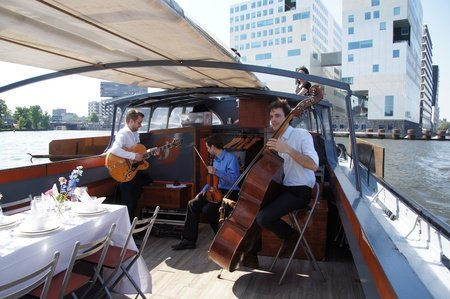 Amsterdam corporate event venues Boot Amsterdam Boat Events - Hoop op Behoud image 0