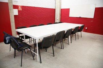 Barcelona workshop spaces Coworking space Sinèrgics Coworking Baró de Viver image 1