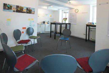 Frankfurt Seminarräume Historic venue FachWerk image 1