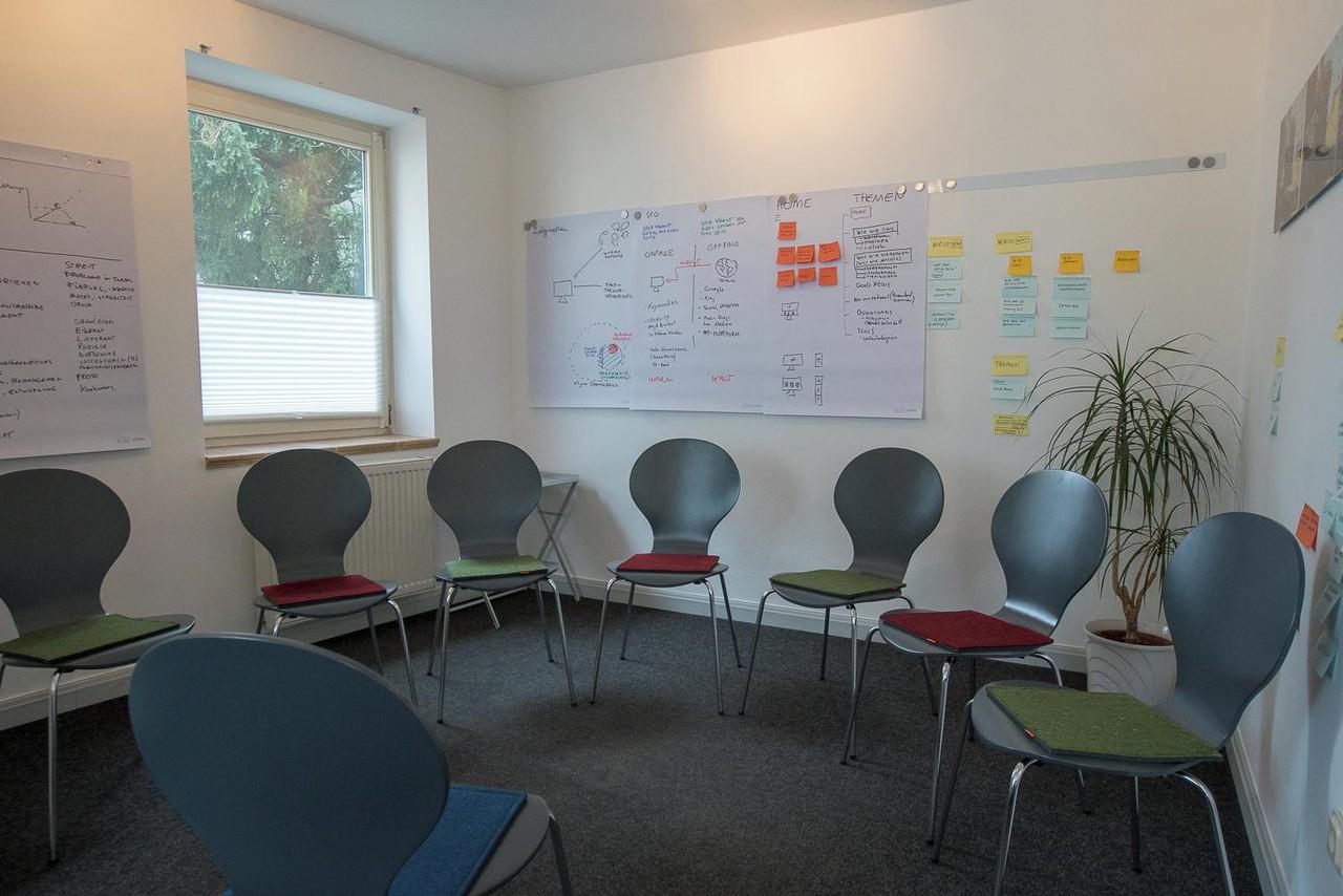 Frankfurt training rooms Meeting room Training room image 0