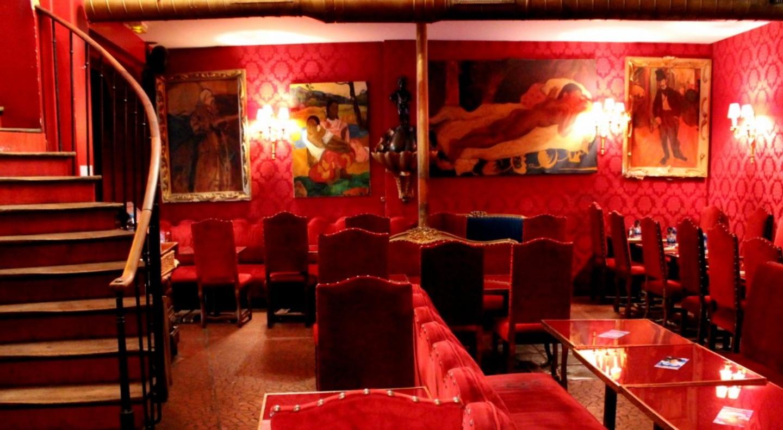Paris corporate event venues Restaurant Sanz Bizz'art image 0