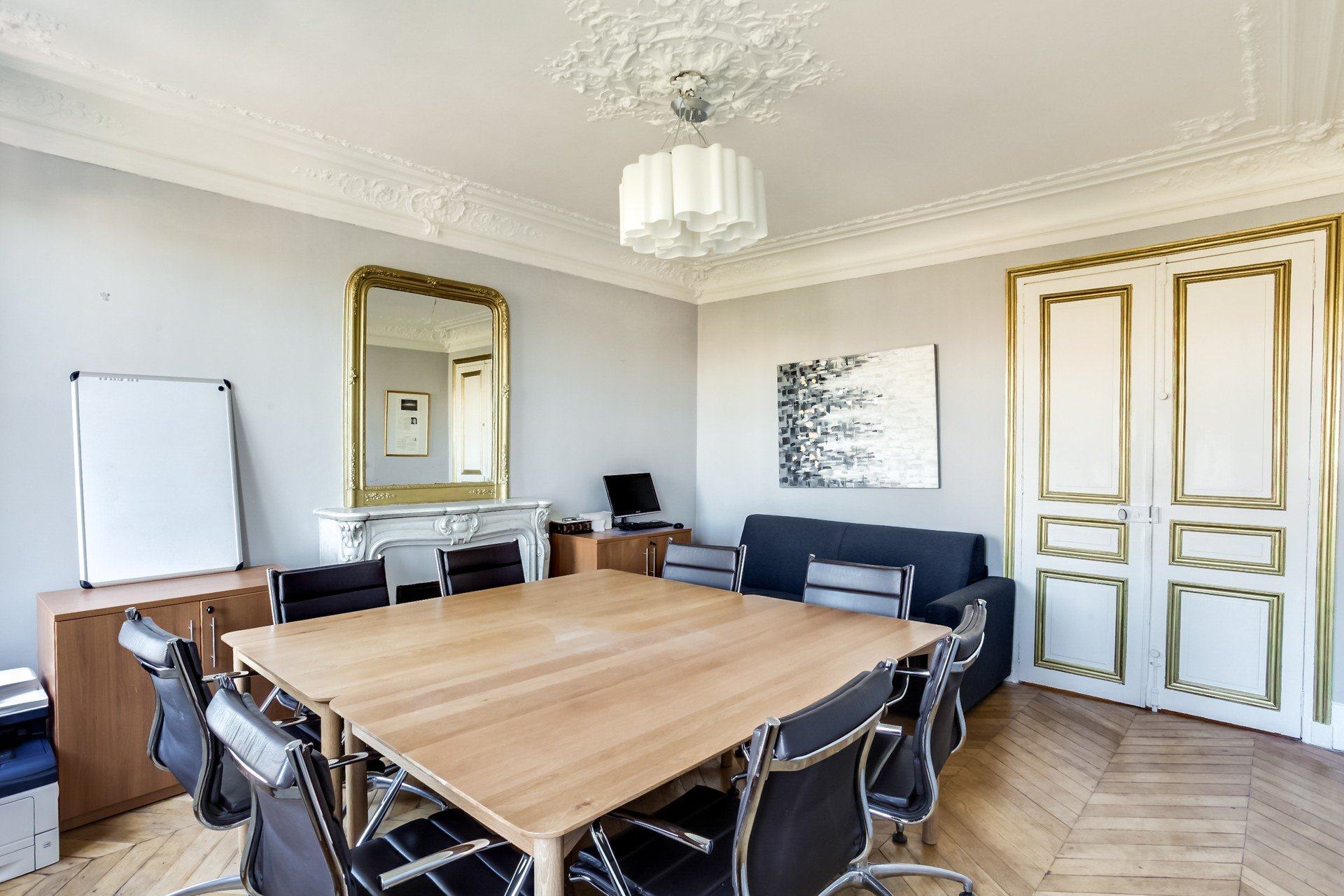 Paris training rooms Meetingraum Office Meeting Room with view Place de l'Etoile image 1