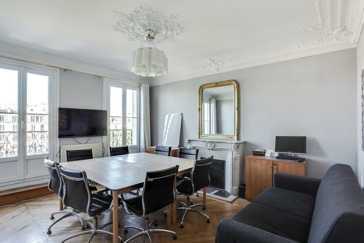 Paris training rooms Meeting room Office Meeting Room with view Place de l'Etoile image 0
