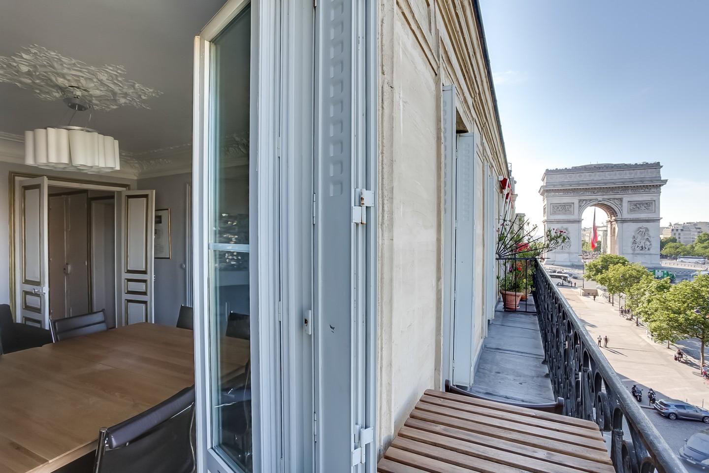 Paris training rooms Meetingraum Office Meeting Room with view Place de l'Etoile image 0