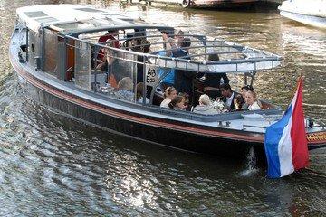 Amsterdam corporate event venues Boot Amsterdam Boat Events - Johanna image 0