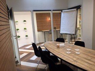 Paris training rooms Meetingraum myCowork Montorgueil image 2