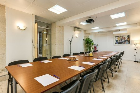 Paris training rooms Meetingraum Meeting room for 20 persons near the Montparnasse station image 0