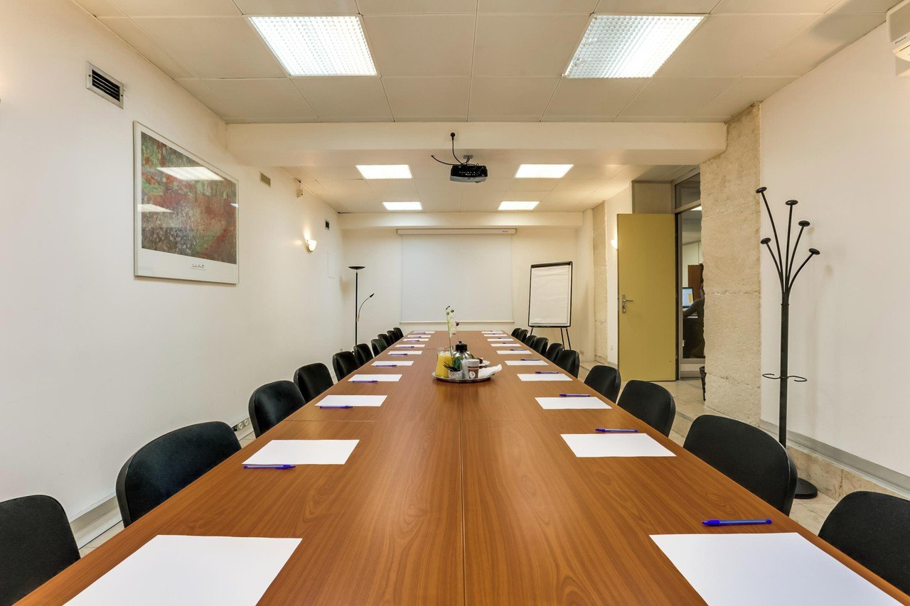 Paris training rooms Meeting room Buronetwork - Training room for 20 near Montparnasse station image 5