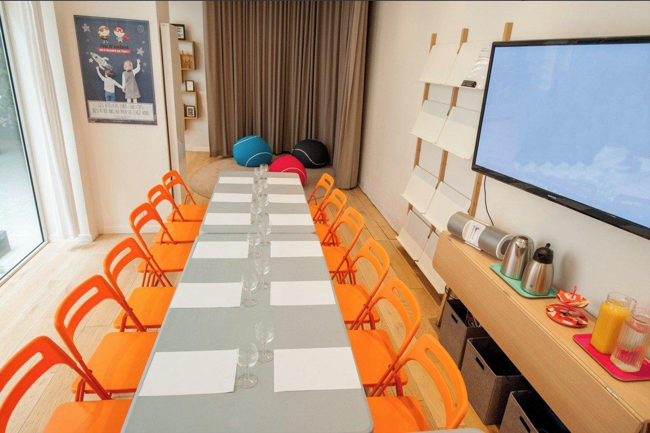 Paris Salles de formation  Salle de réunion Les Ateliers du Bac #Salle2 image 2