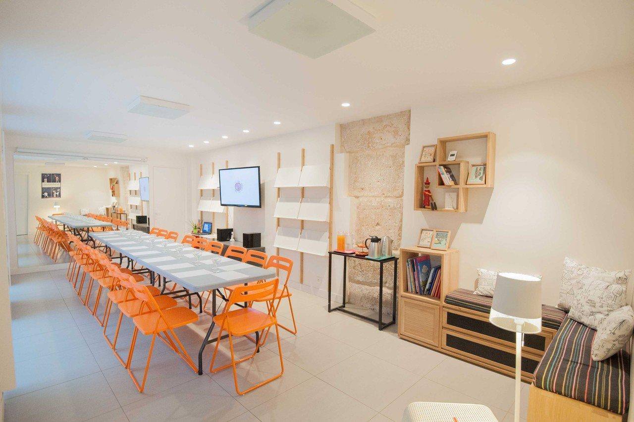 Paris workshop spaces Meeting room #Salle1 image 0