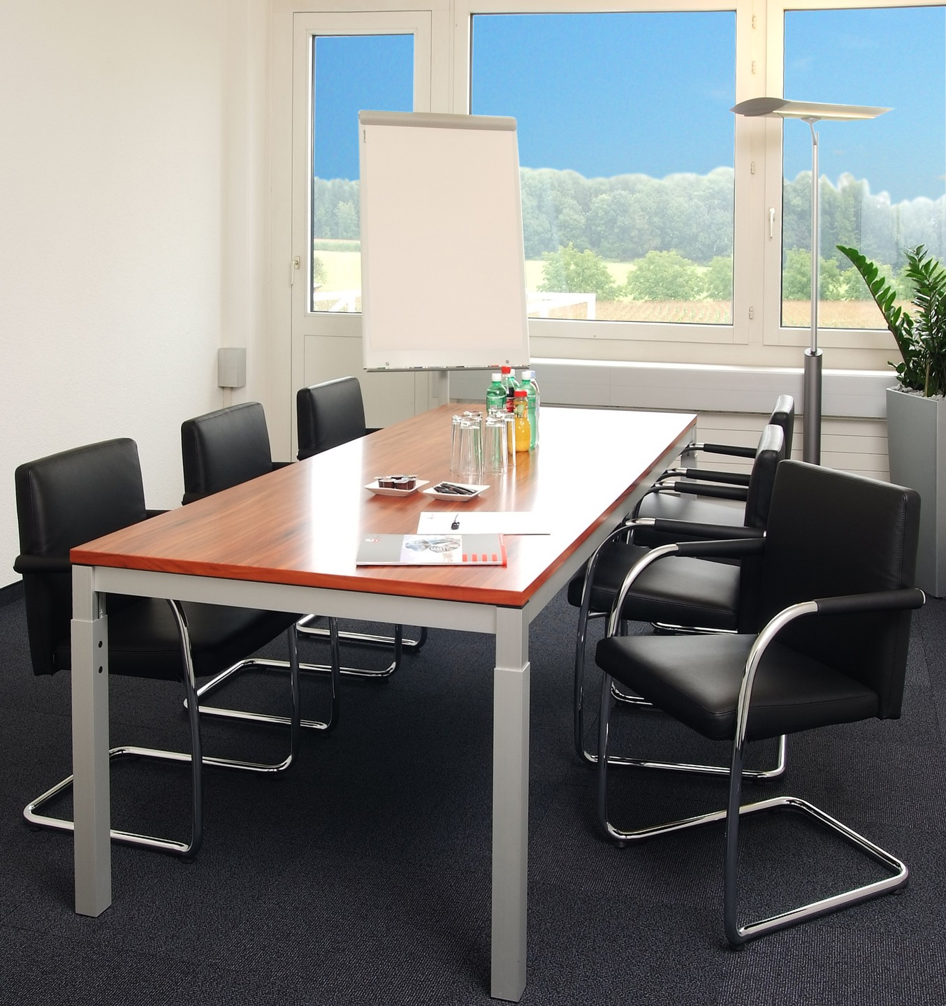 Rest of the World conference rooms Meeting room ecos office hünenberg - small conference room image 0