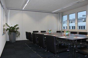 Autres villes conference rooms Salle de réunion ecos office hünenberg - big conference room image 2
