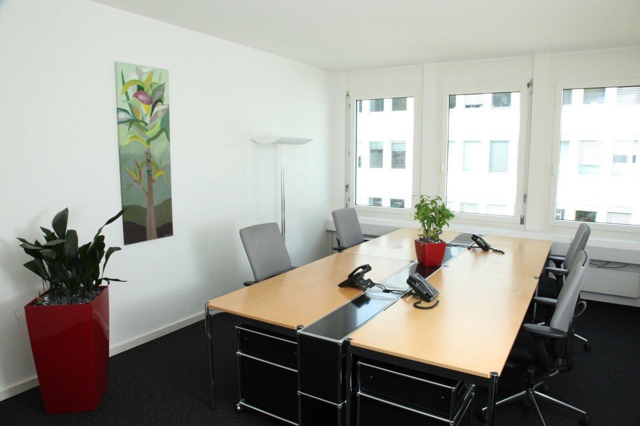 Autres villes conference rooms Salle de réunion ecos office pfäffikon - Einzelbüro image 1
