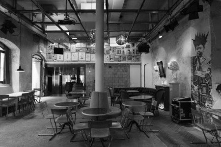 Zurich corporate event venues Industrial space Cabaret Voltaire image 1