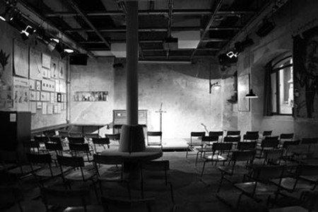 Zurich corporate event venues Lieu industriel Cabaret Voltaire image 2