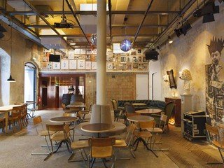 Zurich corporate event venues Industrial space Cabaret Voltaire image 2