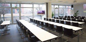 Berlin training rooms Salle de réunion Spreeblick image 6