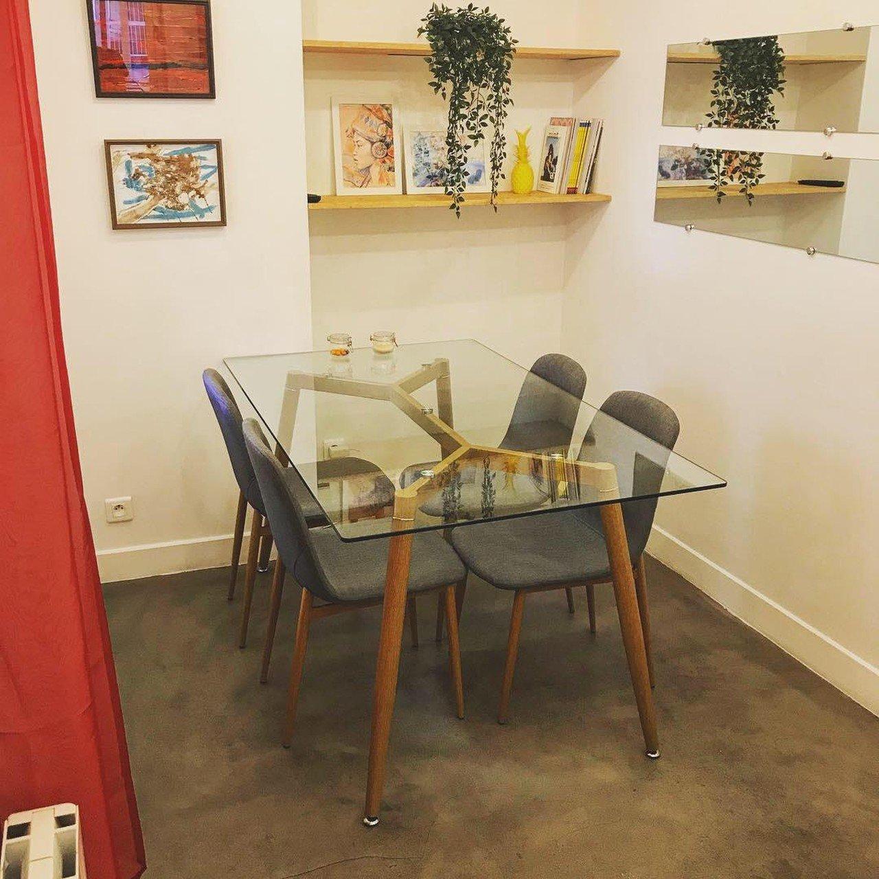 Paris Salles de formation  Salle de réunion Coworkshop - Salle de réunion 4 pers. image 1