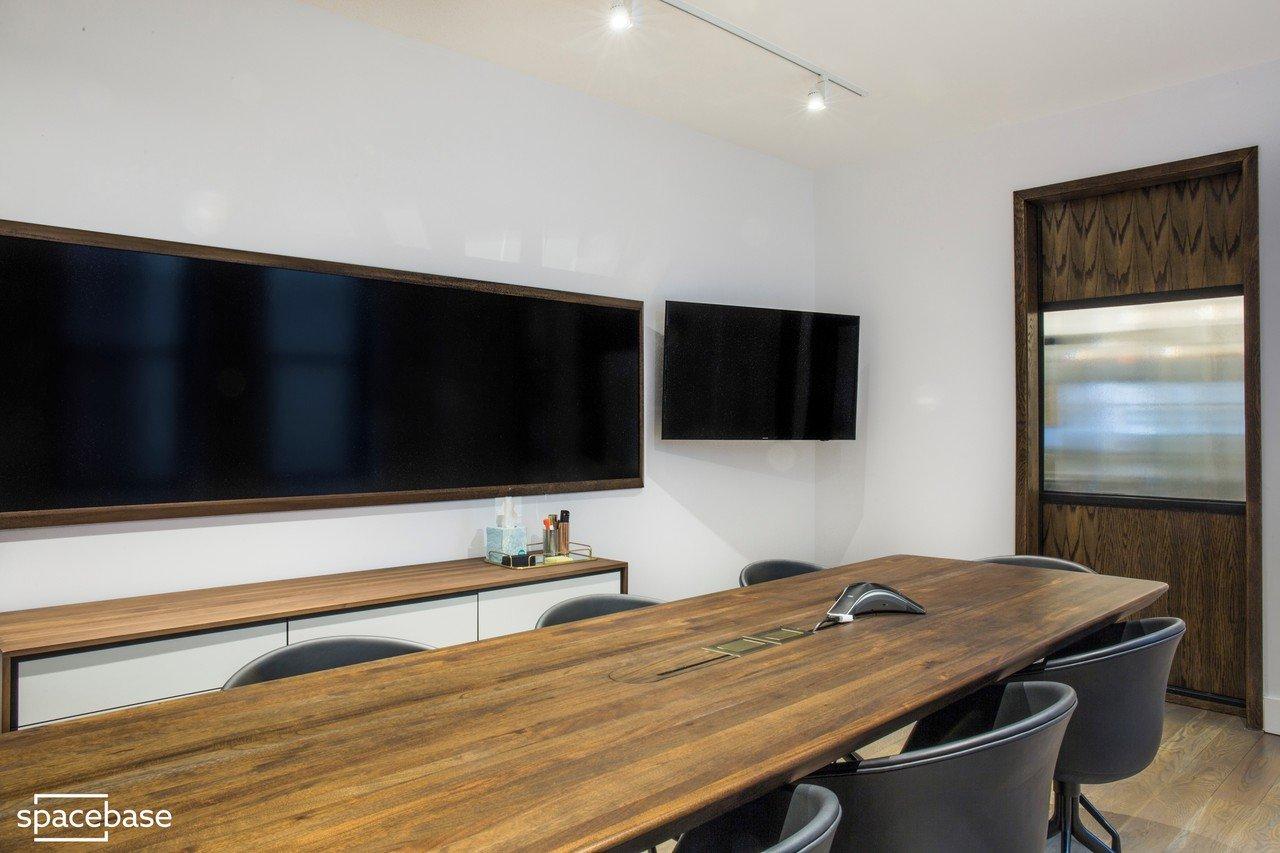 NYC conference rooms Coworking Space Blender Workspace - Meeting Room B image 1