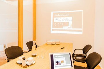 "Zurich conference rooms Coworking space Mein Büro - Meeting room ""Matterhorn"" image 2"