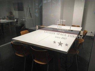 Zurich conference rooms Espace de Coworking Citizien Space Zurich image 1