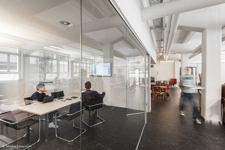 Zurich conference rooms Coworking space Citizien Space Zurich image 0