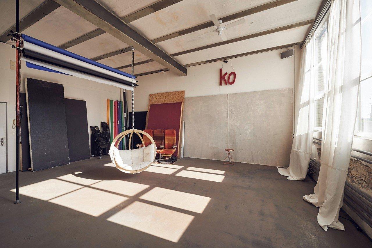 Zurich workshop spaces Photography studio KO Loft Studio image 0