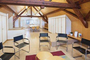 Zurich workshop spaces Salle de réunion Selbsthilfecenter- Raum 3 image 0