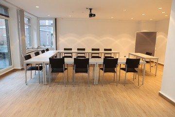"Düsseldorf seminar rooms Meetingraum rheinräume: Raum ""Altstadt"" image 1"
