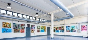 Rest der Welt corporate event venues Industriegebäude Loft in Milan image 5