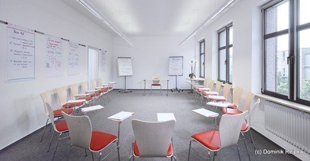 Hamburg training rooms Salle de réunion Akademie International - Fontenay Seminar room image 0