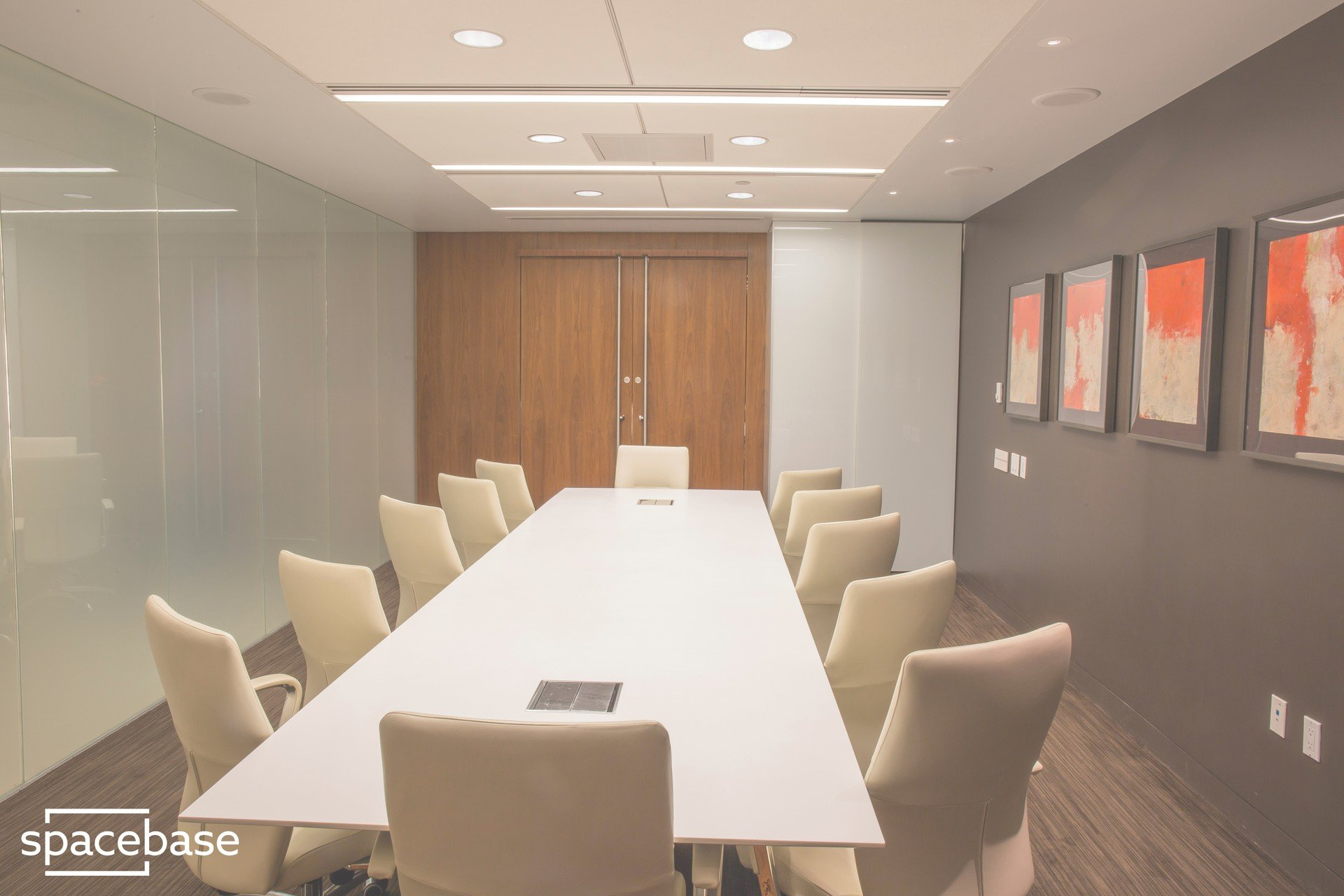NYC conference rooms Meetingraum Work Better - Harvard MR image 10
