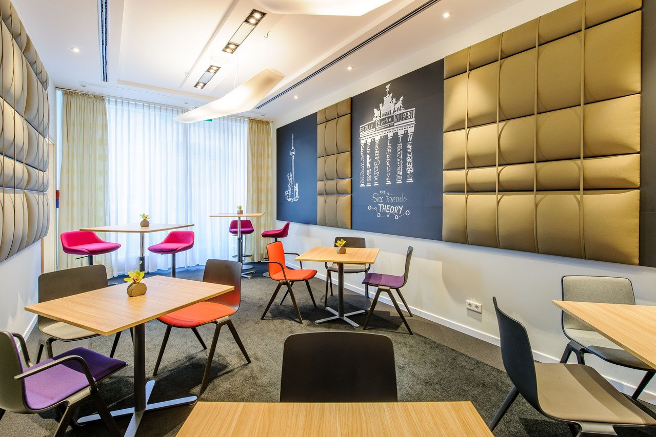 Berlin seminar rooms Meeting room Alpha/Mercure Hotel Berlin City image 0