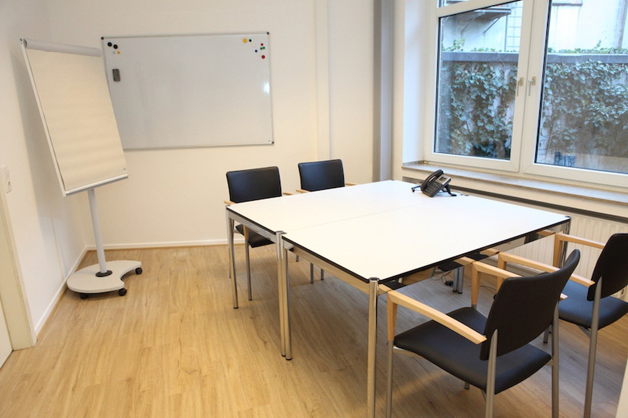"Düsseldorf conference rooms Salle de réunion rheinräume: Raum ""Kaiserswerth"" image 0"