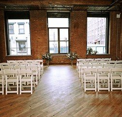 NYC corporate event venues Partyraum BK Venues - The Dumbo Loft image 5