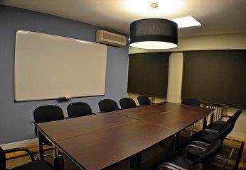 Madrid training rooms Meeting room GSG Business Hub Retiro - Botánico Meeting Room image 2